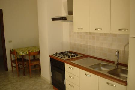 Appartamento con cucina in centro - Telese Terme