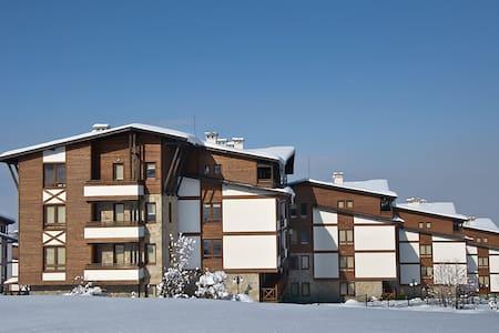 1 bed Apt - 4* Green Life Ski & Spa