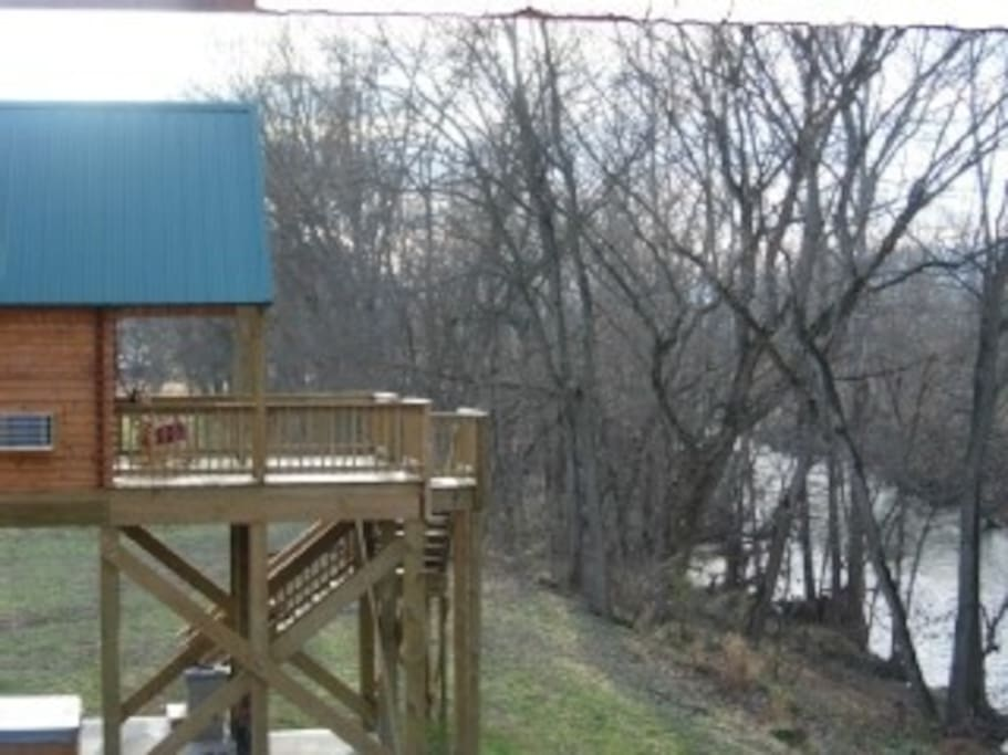 Gander Island Cabins River Front Cabins For Rent In Luray