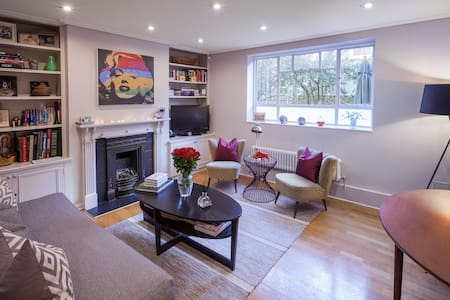 Stylish home in Parsons Green - London - Apartment