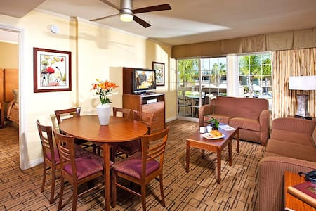 1 Bedroom Resort Condo-Horse Racing/Comic Con - Solana Beach
