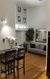 Private Room In a Modern HUGE Loft - Brooklyn - Loft