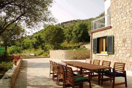 Appartamento con giardino - Marina di Pisciotta - Apartemen