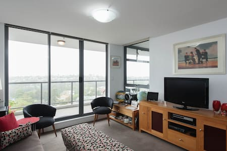 Apartment with Sydney Harbour views - Apartment