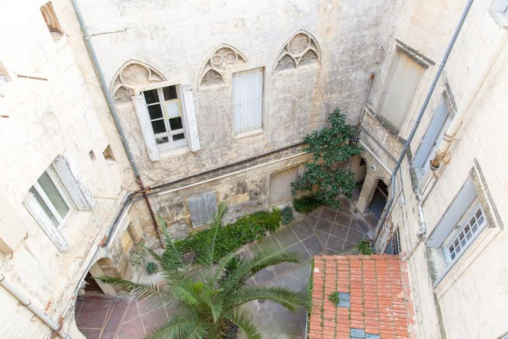Apartment in historical Montpellier