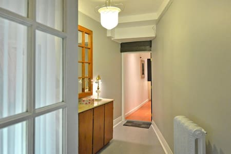 Downtown Golden Mile with Pr. Yard - Montréal - Appartamento