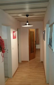 Messewohnung im Großraum Hannover - Apartamento