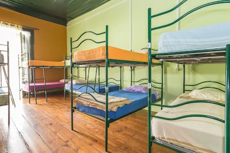 Happy Dorm at Algarve Hostel - Bed II - Faro