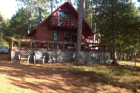 River front cottage in Sheenboro Qc - Sheenboro - Chalet