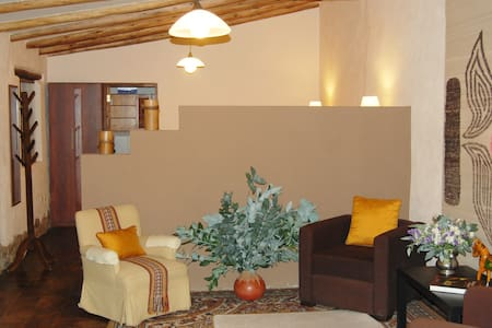 3 BUNGALOWS - SACRED VALLEY - CUSCO