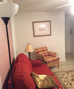 Quaint one-bedroom Master's rental - Hephzibah - Apartment