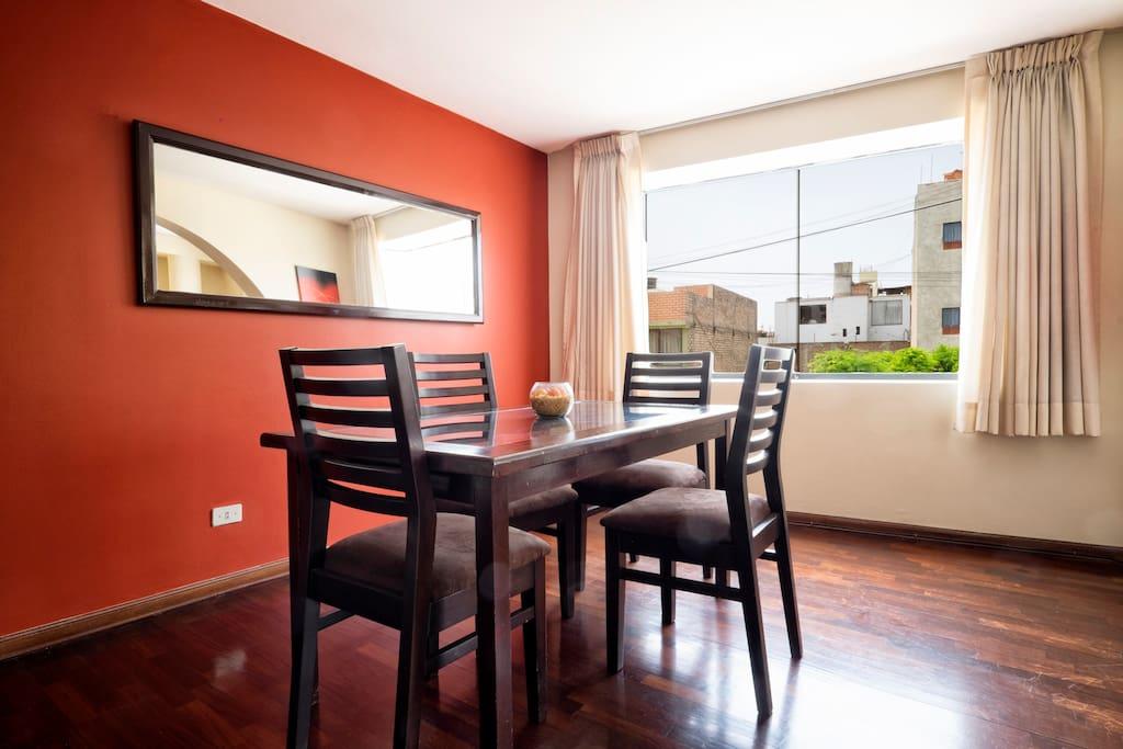 Apartments in San Borja