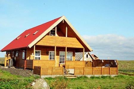 Nátthagi Cottage - Huis