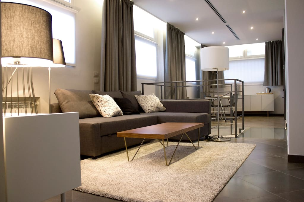 New brera loft   centro storico   lofts for rent in milano