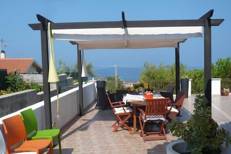 Casa Bellavista: mare e relax - Porto Alabe Tresnuraghes OR - Lejlighed
