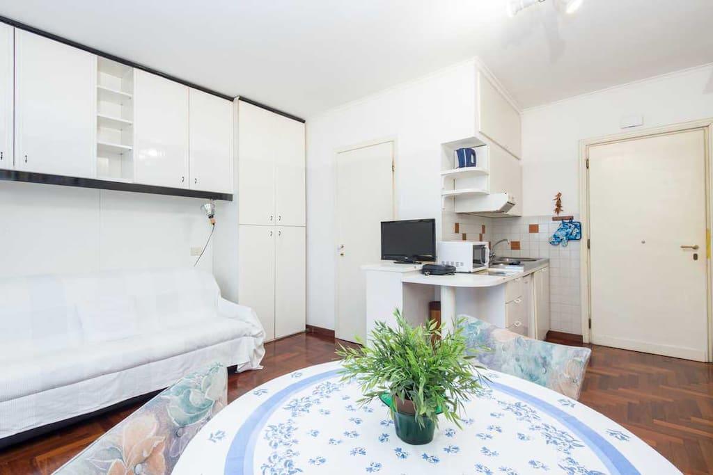 Studio Apartment Parioli