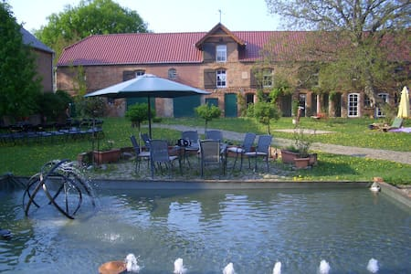 Pension Kunsthof Dahrenstedt - Stendal - Bed & Breakfast