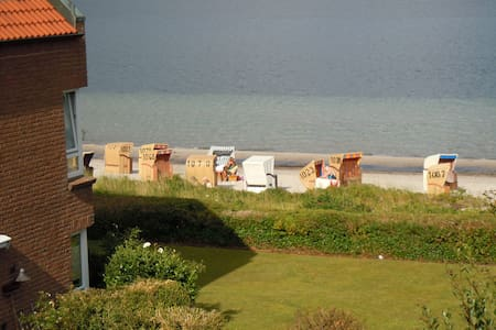 Very nice room, view on Baltic Sea - Rumah