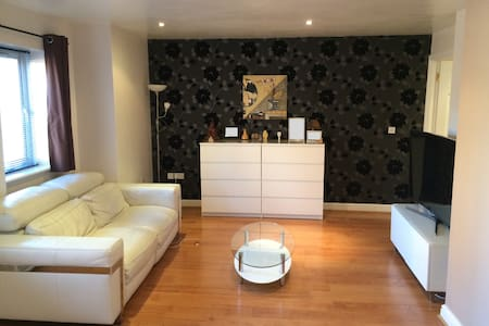 Private Flat with 2 double bedrooms - Royal Leamington Spa - Apartment