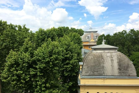 In proximity to Danube, Thermal Bath and Island! - Apartment