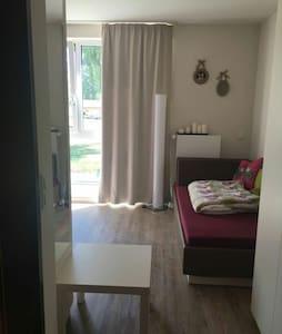 Sonnige,moderne&gemütliche Wohnung in der Altstadt - Bayreuth - Apartment