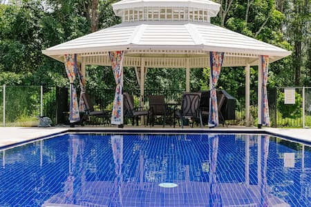 Poolside Apartment set in nature  - Tallebudgera Valley - Apartment