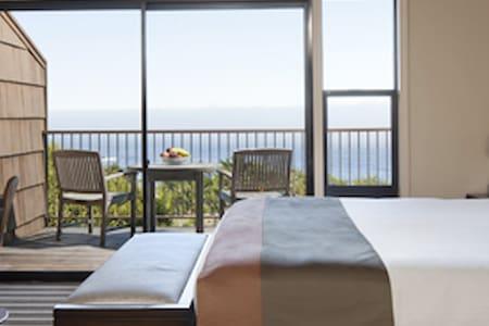 Cliff Seaside in Carmel