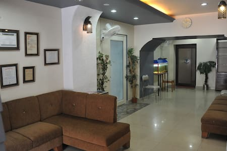 a secure homestay in the citycenter - Ajmer - Otros