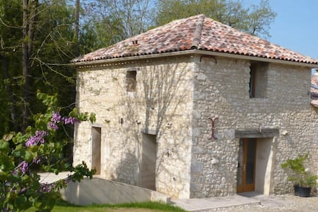 Lovely barn  4 bedroom - Loubès-Bernac