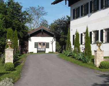 Zimmer Seehamersee südlich München - Weyarn - House