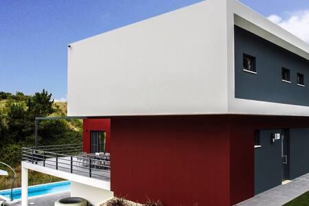 Luxe design villa Nazaré, PORTUGAL - Bárrio