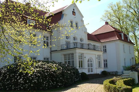 Great apartment at Schloss Badow  - Apartment