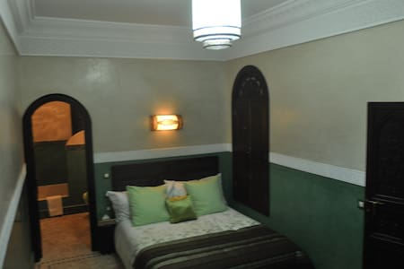 Riad Lamya Emeraude - Marrakesh - House