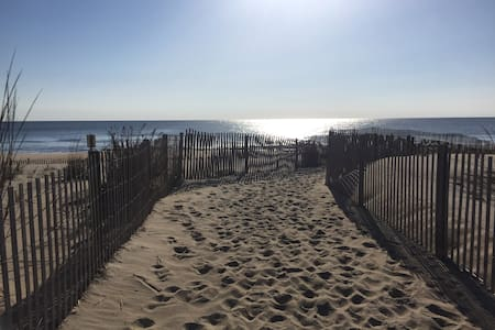 Sandy Toes 1 & 2 (sleeps 16-20) - Dewey Beach