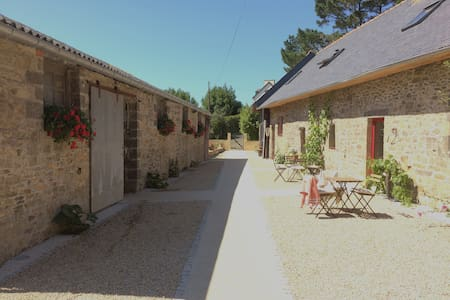 Les gîtes d'Hellen - Logonna-Daoulas - Casa