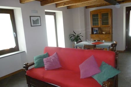 Relax in centro alla Valle - Sarre - Apartment