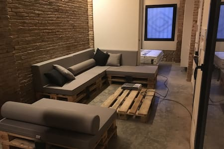 Loft beach - València - Apartment