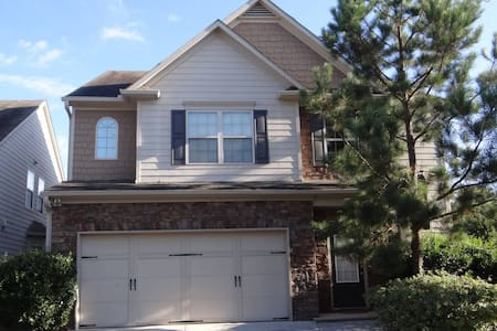 Gorgeous 4BR/2.5BTH  Single Family Home near 1-85 - House