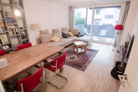 Quiet apartment with parking near Luzern center - Luzern - Apartment