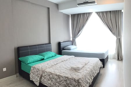 2BedRooms(A)@CityCentre - Kota Kinabalu - Apartment