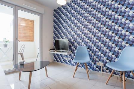 Marseille Flat Vieux Port - Marseille - Apartment