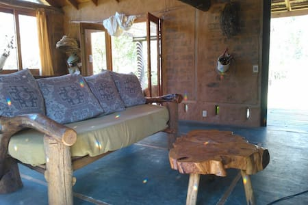 Hermosa casa rustica de 2 dormitorios - La Paloma