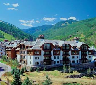 Hyatt Mountain Lodge. 2 BEDROOM - 公寓