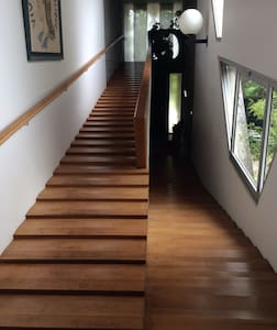 Chambre dans une maison d'architecte classée - House