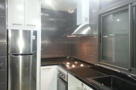 Appartement trois pièces neuf, moderne avec clim - Agadir - Apartment