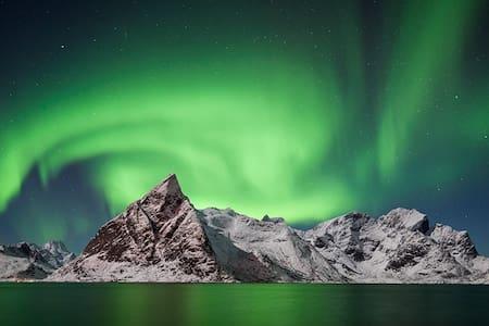 Lofoten Reine Fantastisk utsikt - Reine - 独立屋