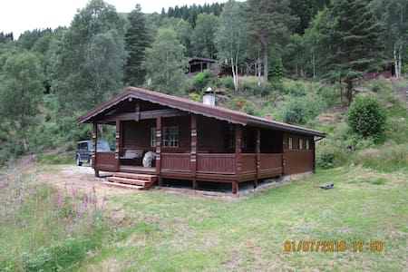 Møllehaugen-Møllerstua - Stryn - Cabaña