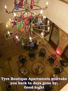 Luxury Boutique Apartments in the heart of Tyre. - Tyre