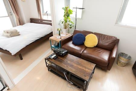 1BedroomApt nrShirokanetakanawaSTA EasyAccess WiFi - Apartament