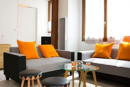Appartement T3 au coeur du village - Génos